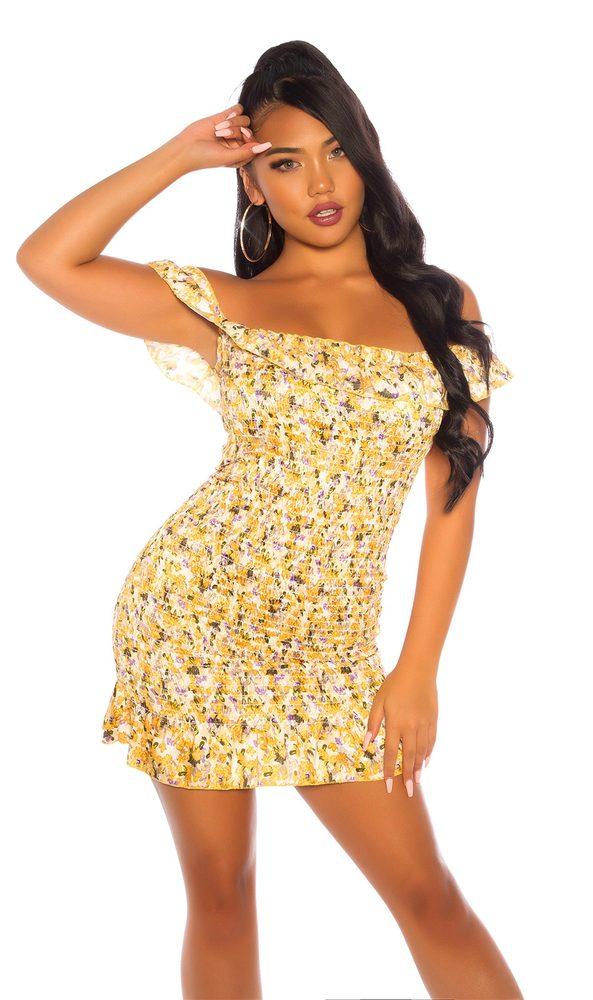 Letní mini šaty Koucla in-sat2226ge