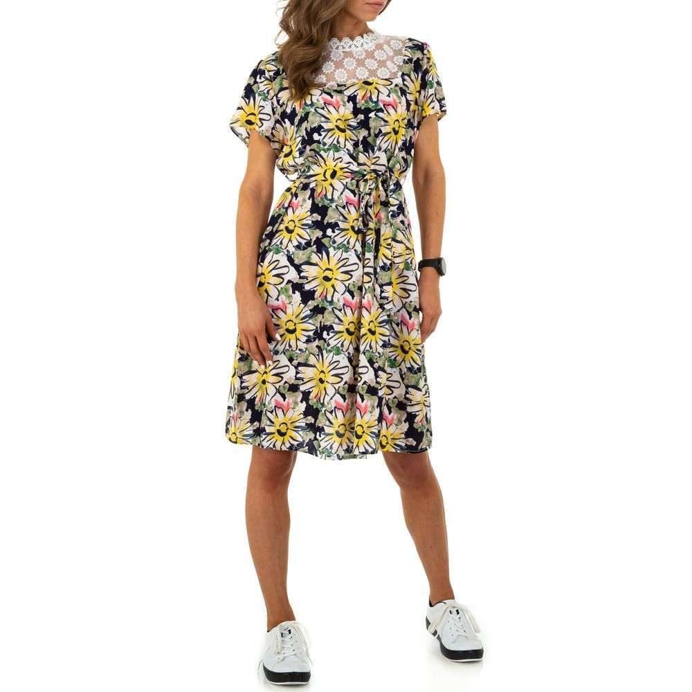 Dámské letní šaty EU shd-sat1221bl