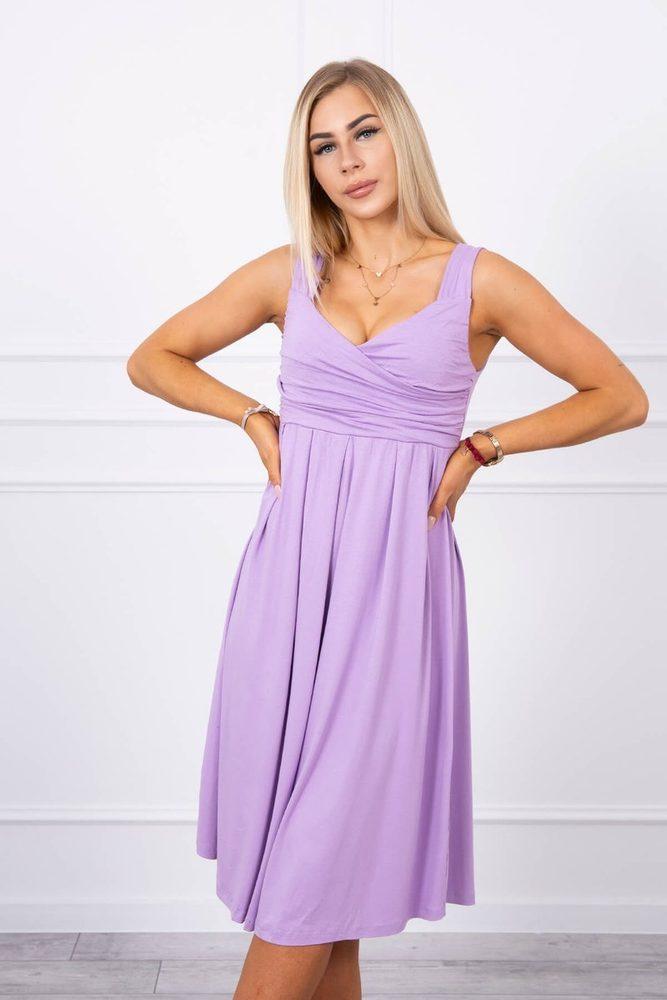 Letní dámské šaty - L Kesi ks-sa61063li