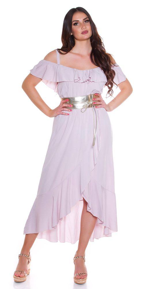 Dlouhé letní šaty Koucla in-sat2191pi