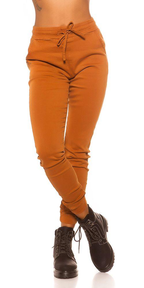Dámské kalhoty - 34 Koucla in-ka1349br