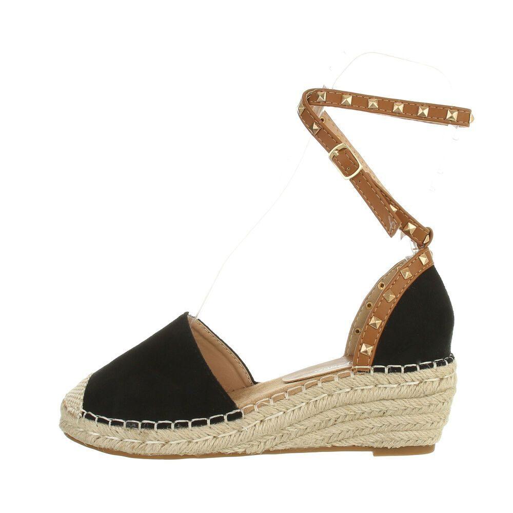Dámské letní sandály - 41 EU shd-osa1498bl