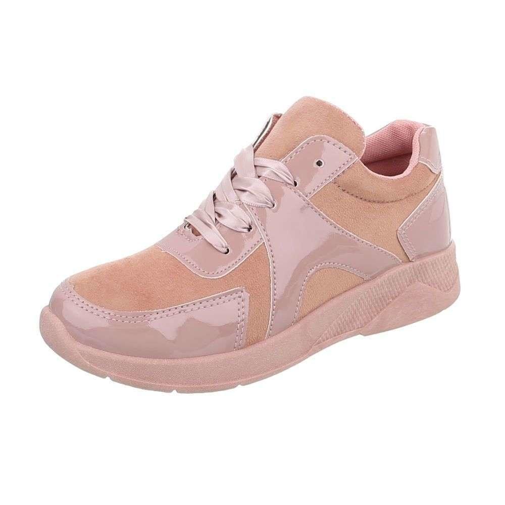 Dámské růžové tenisky - 38 shd-osn1073spi