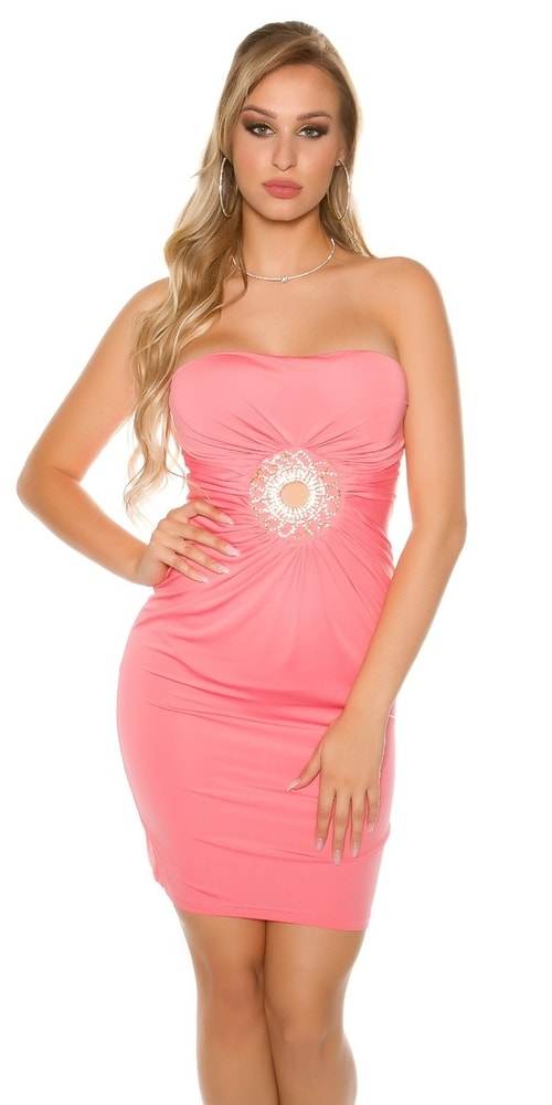 Dámske sexy mini šaty Koucla in-sat1324ko