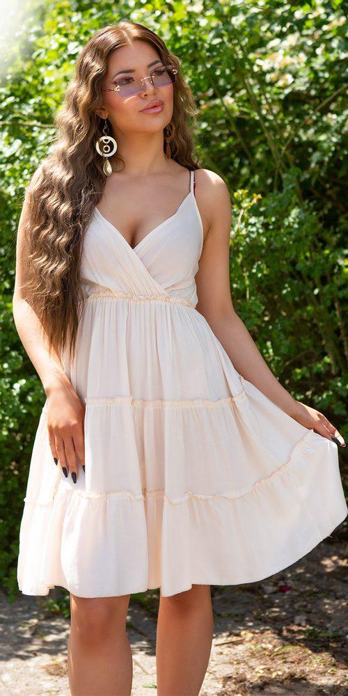 Dámské letní šaty Koucla in-sat2284be