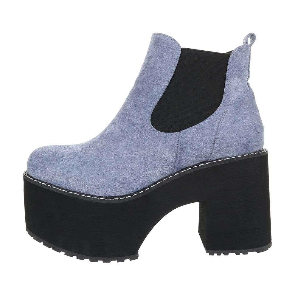 EU Dámské boty na platformě