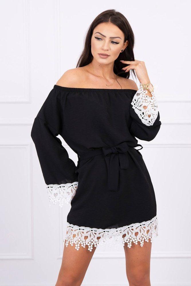 Letní dámské šaty Kesi ks-sa9034bl