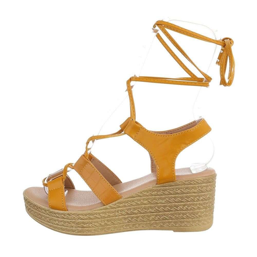 Letní šněrovací sandály - 41 shd-osa1494ge