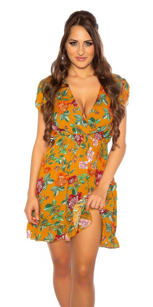 Dámské letní šaty Koucla in-sat2176ge