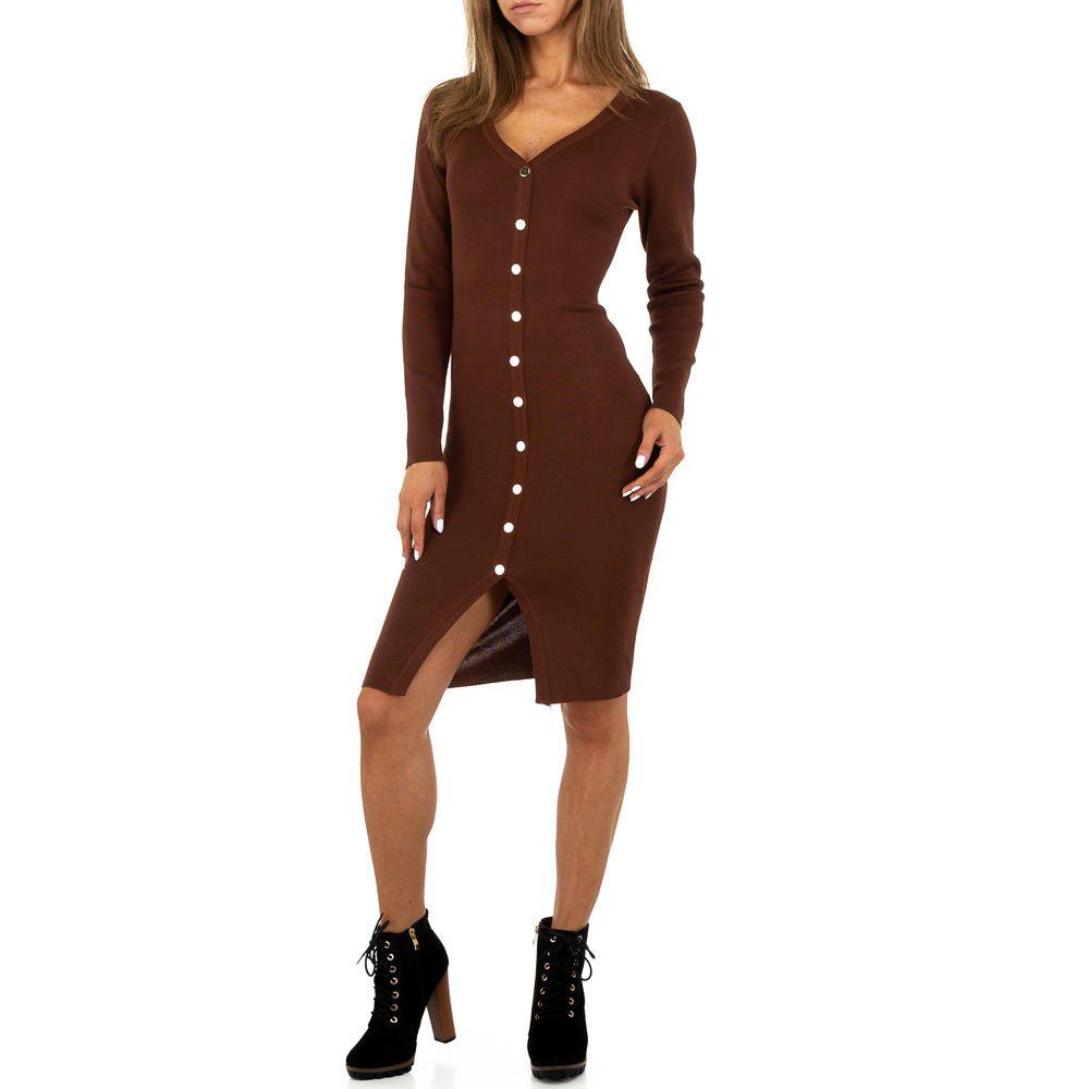 Úpletové dámské šaty EU shd-sat1239hn
