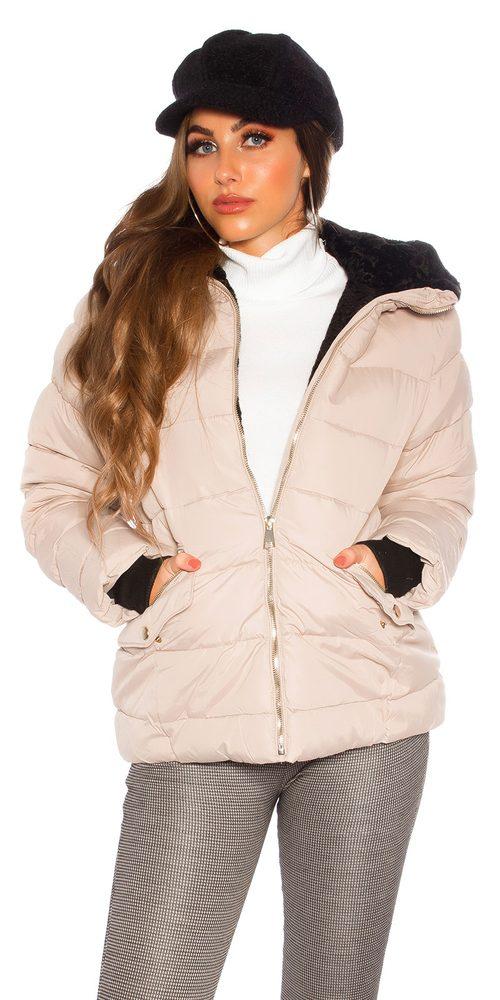 Dámská zimní bunda Koucla in-bu1193be