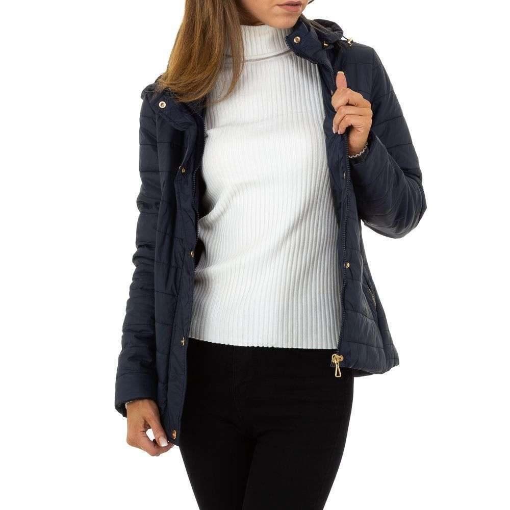 Dámska bunda s kapucňou - M/38 EU shd-bu1171tm