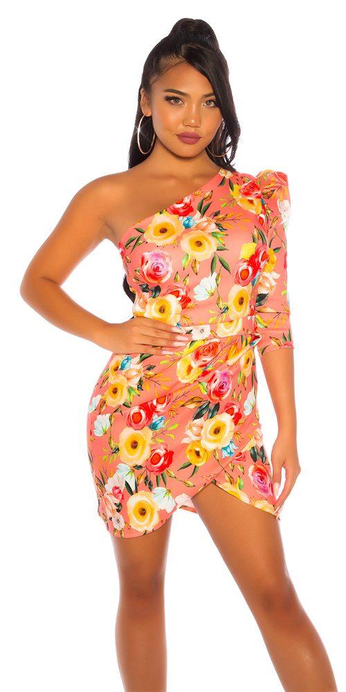 Dámské mini šaty - S/M Koucla in-sat2229ko