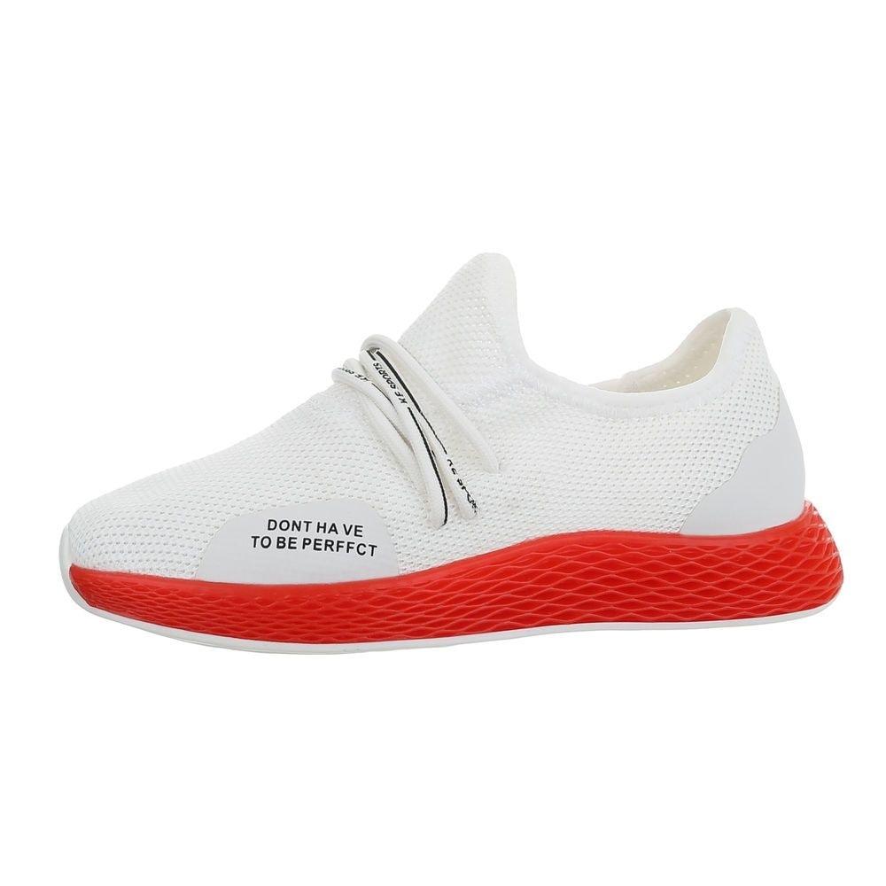 Dámské bílé tenisky EU shd-osn1238re