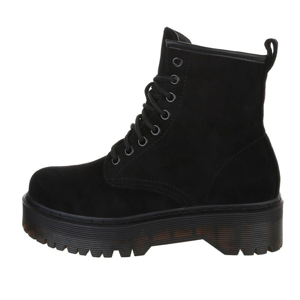 Dámská kotníková obuv EU shd-okk1433bl