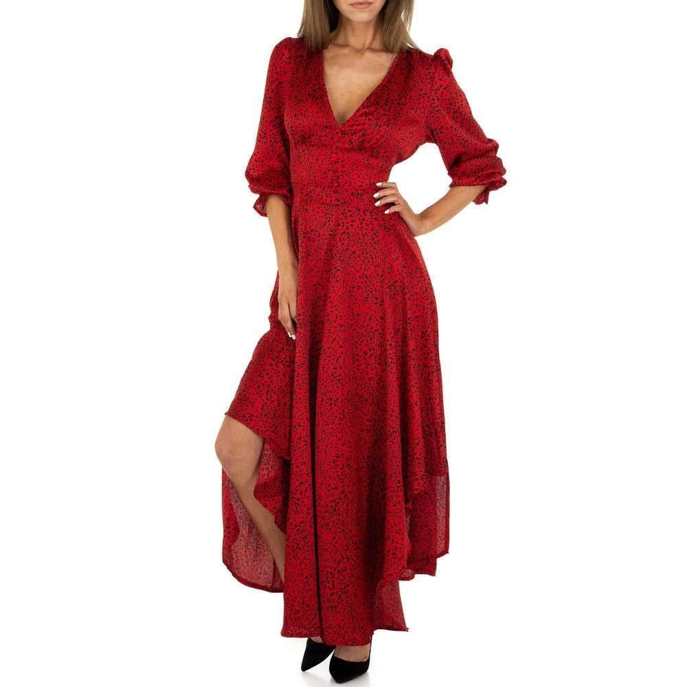 Voyelles Dlouhé dámské šaty