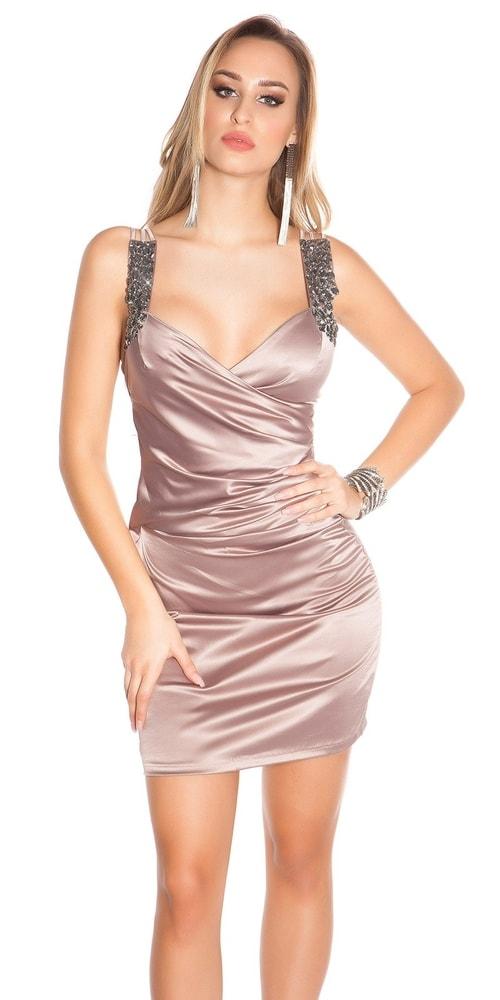 Společenské dámské šaty - XS Koucla in-sat1770ca