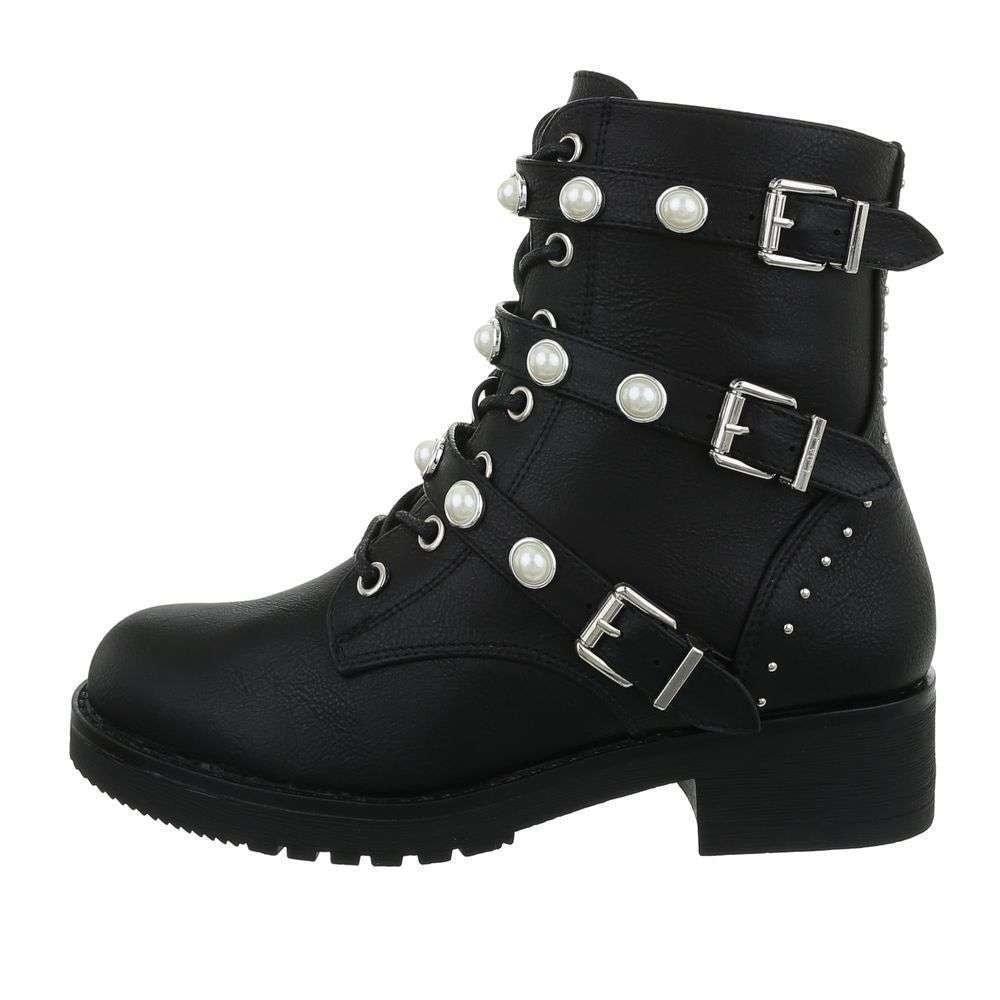 Členková dámska obuv - 39 EU shd-okk1148bl