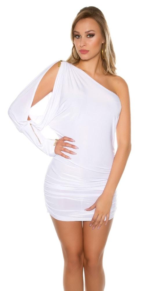 Dámske mini šaty Koucla in-sat1160wh