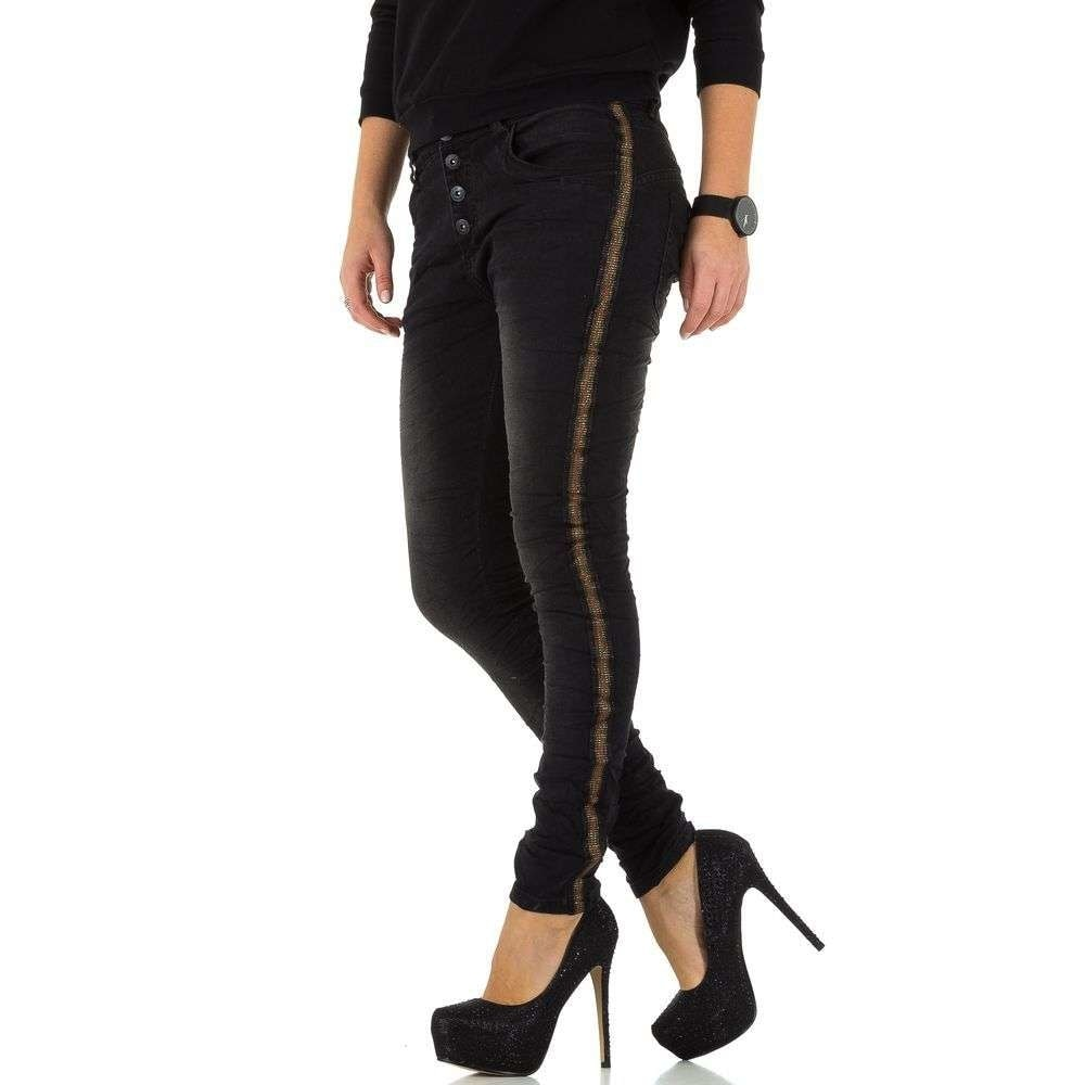 Dámske džínsy EU shd-ri1003bl
