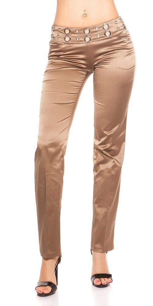 Dámské kalhoty do společnosti - 42 Koucla in-ka1236ca
