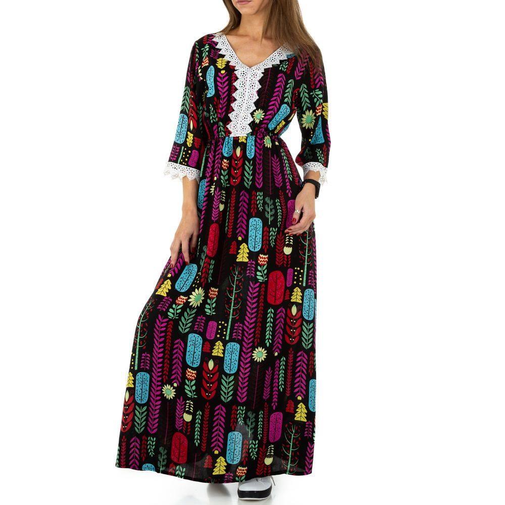 Letní šaty EU shd-sat1219bl