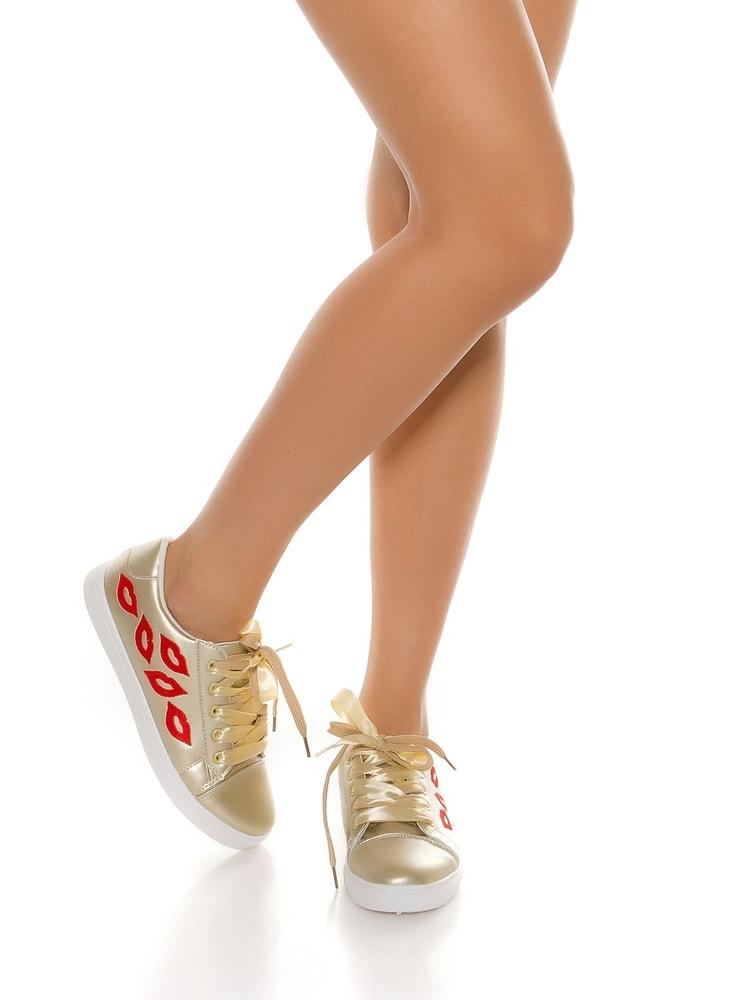 Trendy Sneakers - tenisky Koucla in-ob1001go