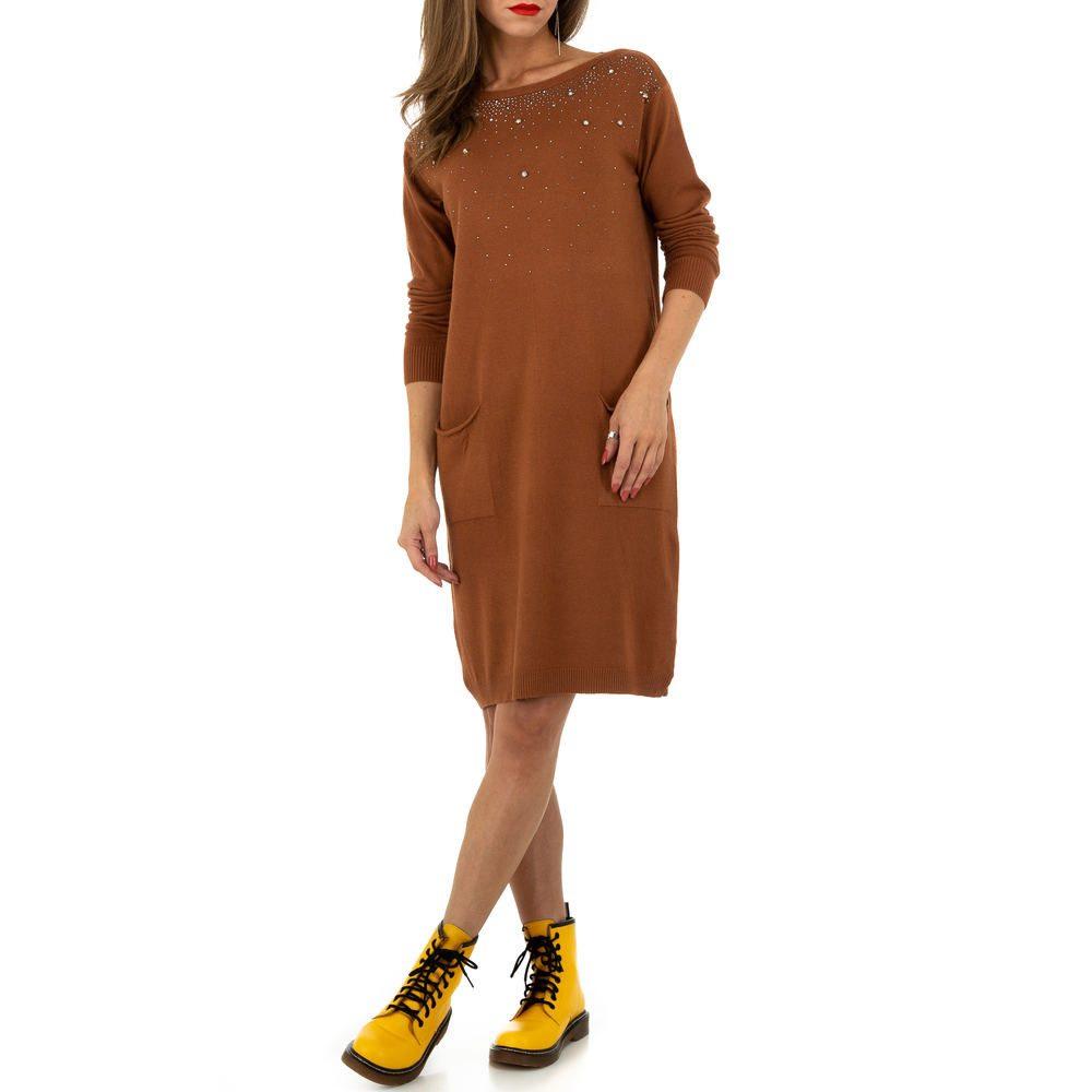 Dámské šaty z úpletu shd-sat1257hn