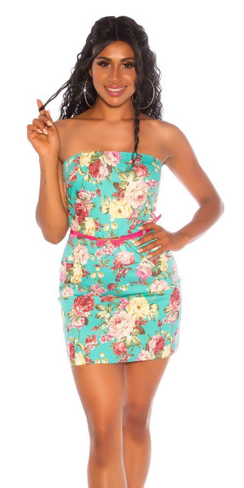 Letní mini šaty Koucla in-sat2218tu