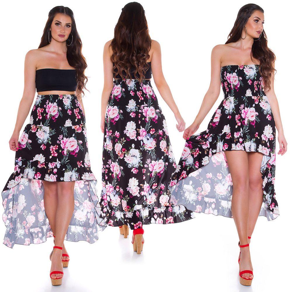 Letní mini šaty Koucla in-sat2283bl