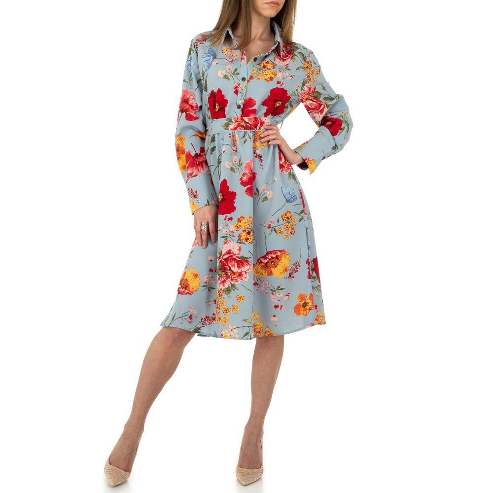 Dámské košilové šaty EU shd-sat1253mo