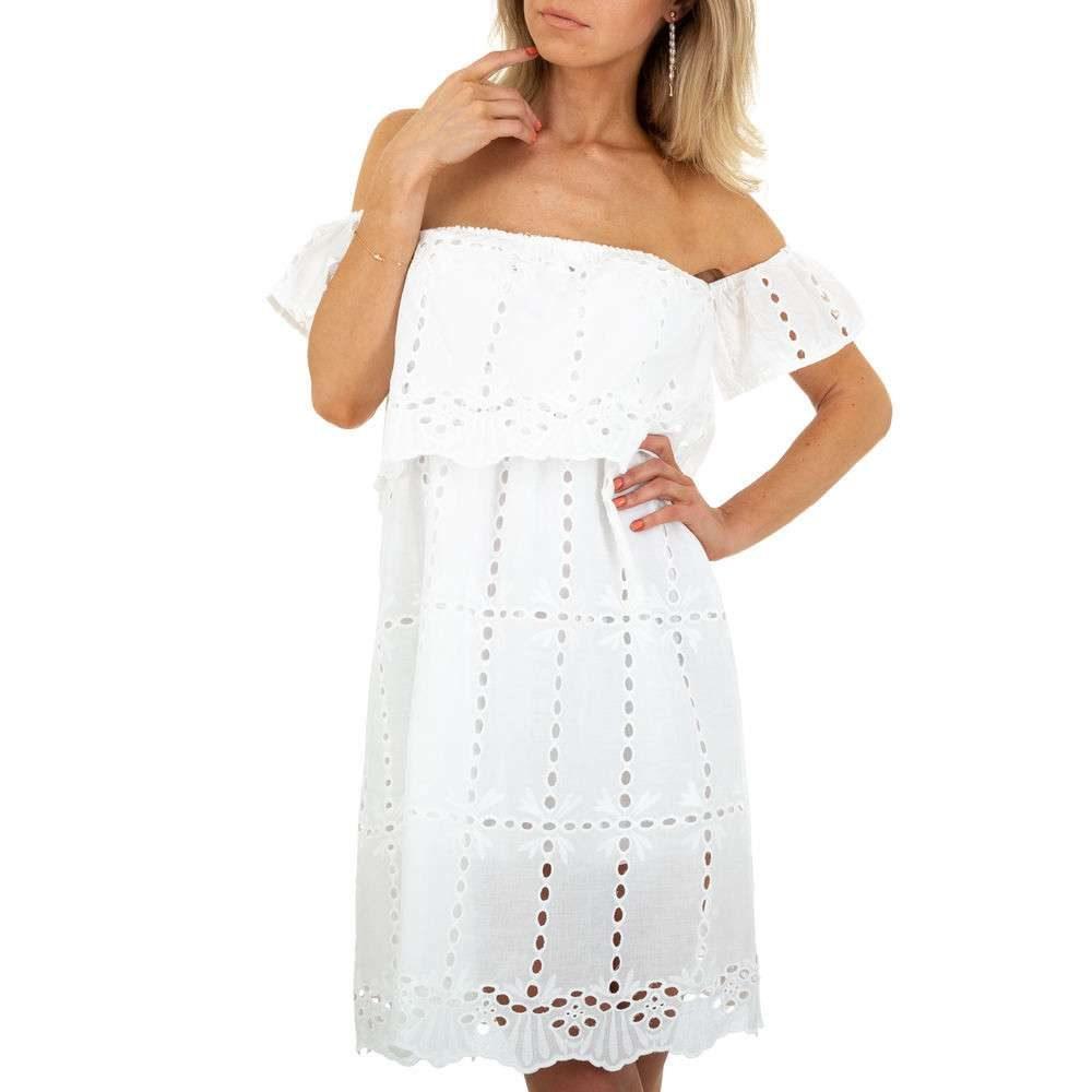 Letní mini šaty EU shd-sat1312wh