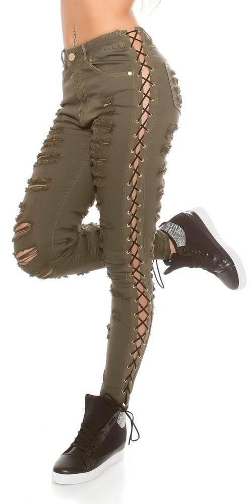 Koucla Sexy dámské džíny