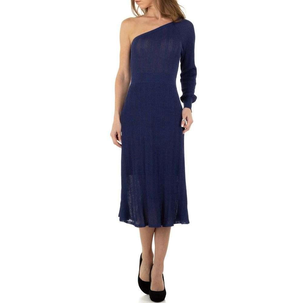 Dámske šaty z úpletu EU shd-sat1137mo
