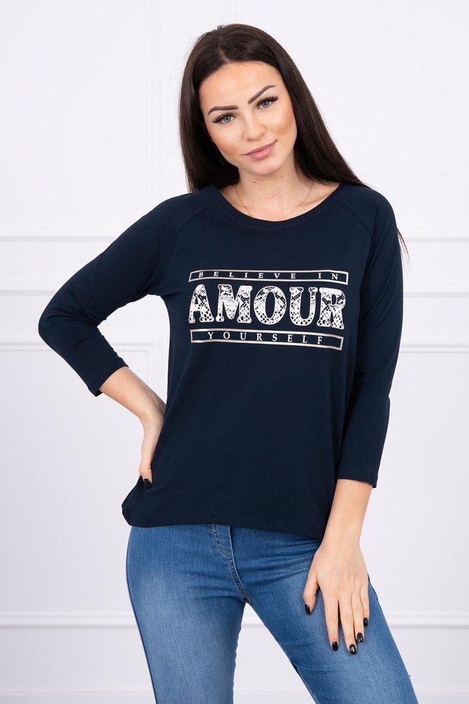 Dámské tričko - M/L Kesi ks-tr0057tm