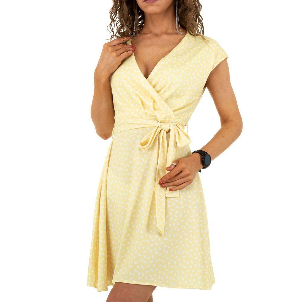 Dámské letní šaty - XL/42 EU shd-sat1194ye