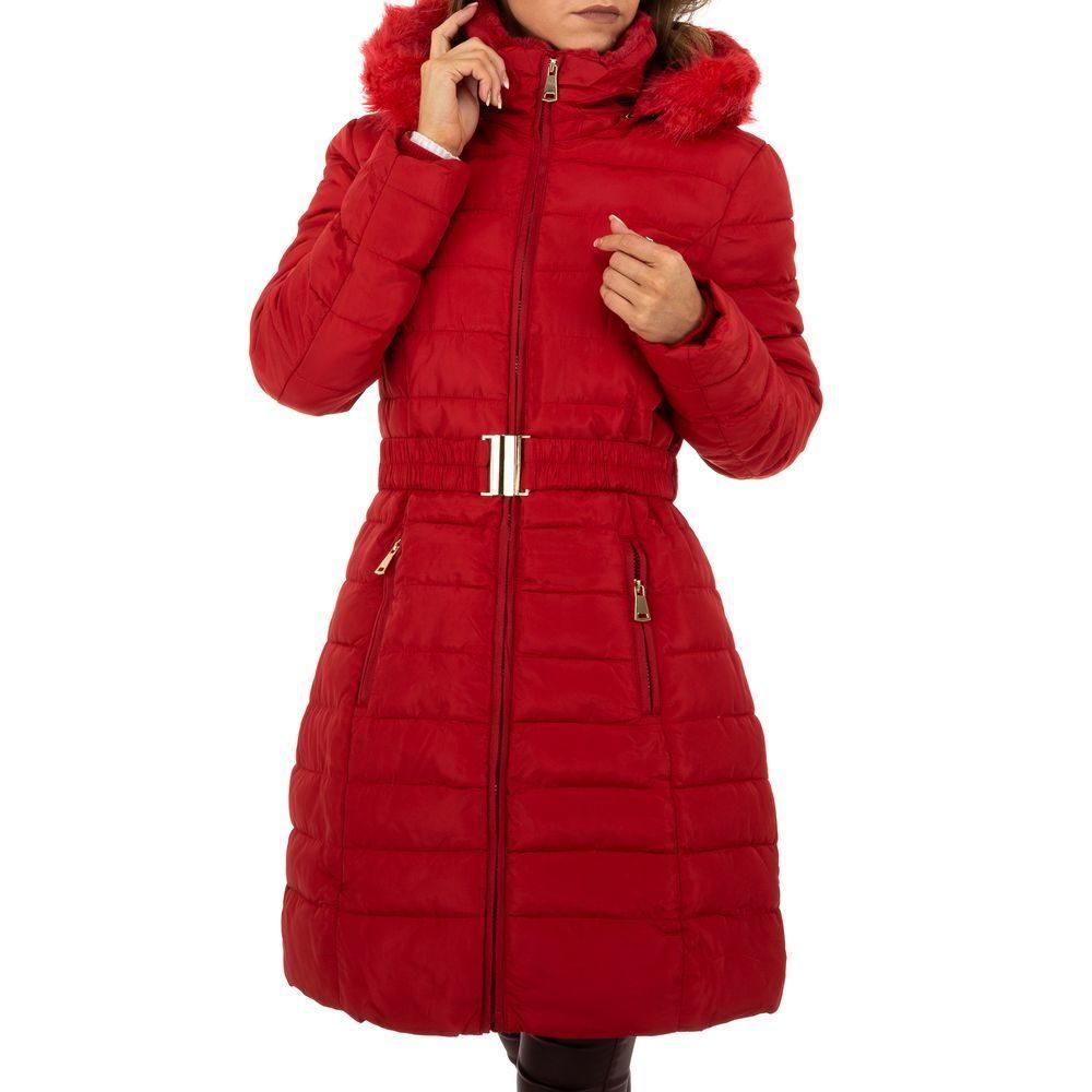 Zimná bunda s kapucňou - L/40 EU shd-bu1173re