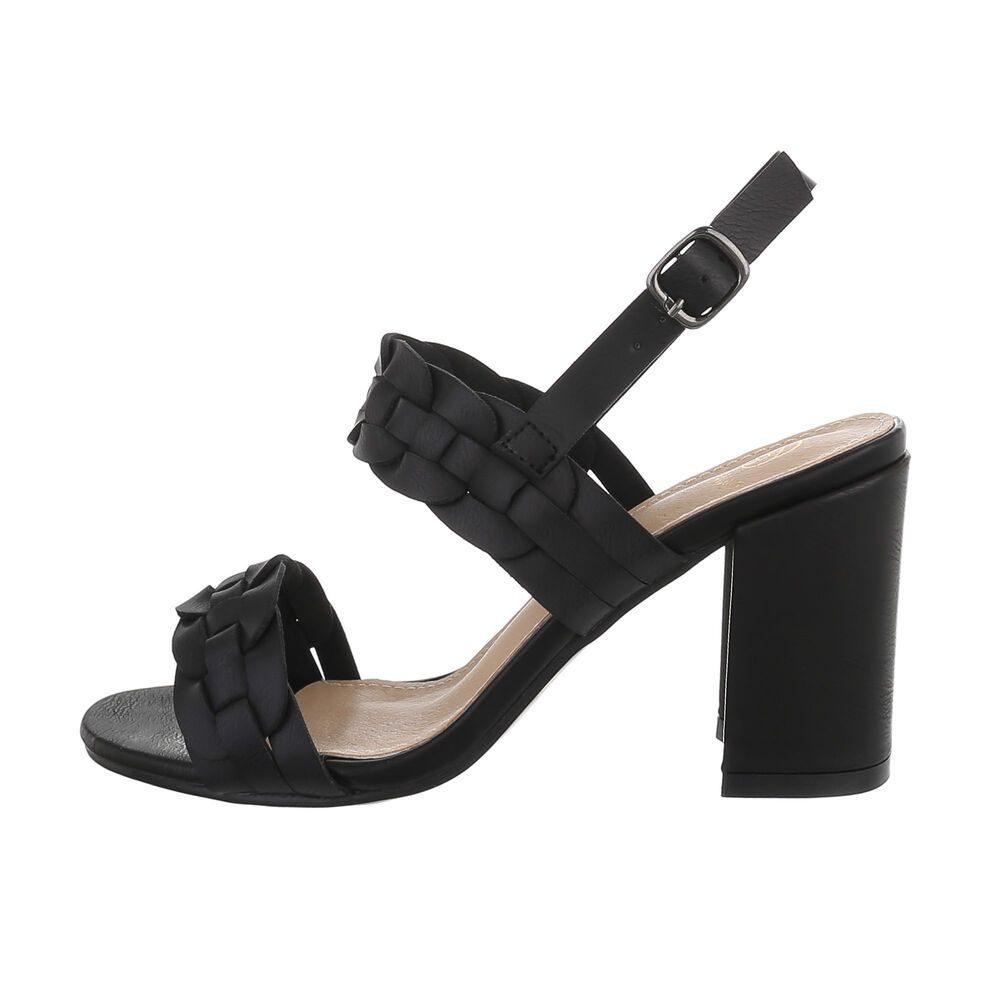 Letní dámské sandálky - 41 EU shd-osa1462bl