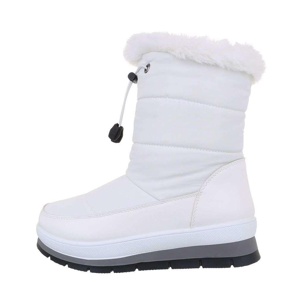 Dámske snehule - 40 EU shd-oko1157wh