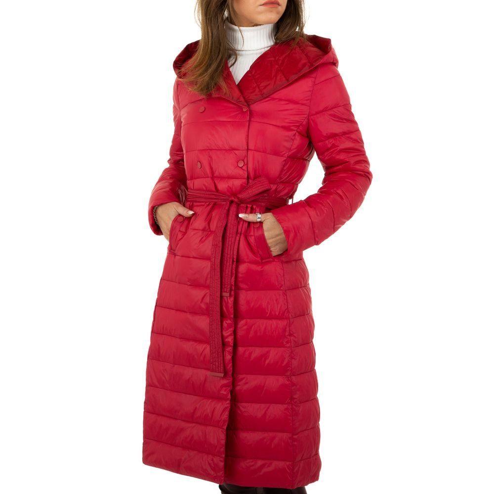 Dlhá bunda s kapucňou - L/40 EU shd-bu1191re