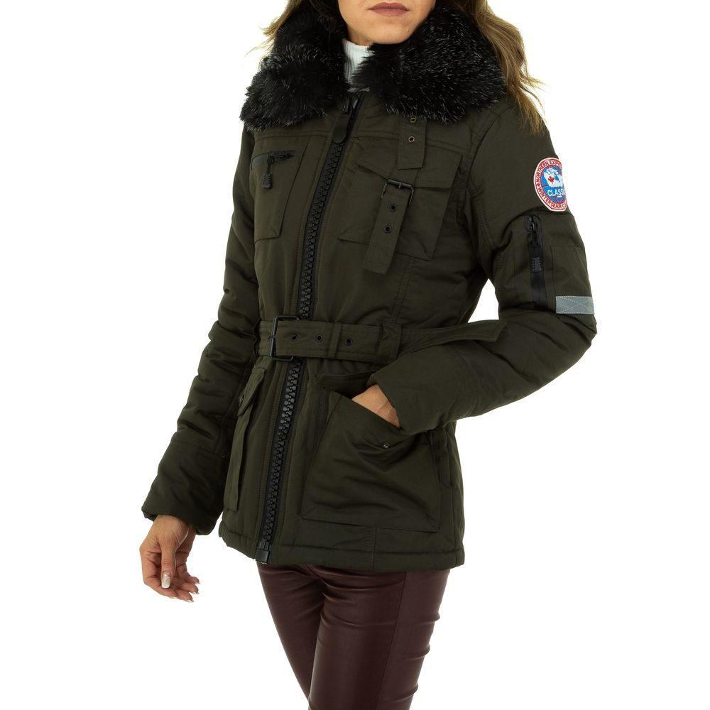 Zimná dámska bunda - XL/42 EU shd-bu1188kh