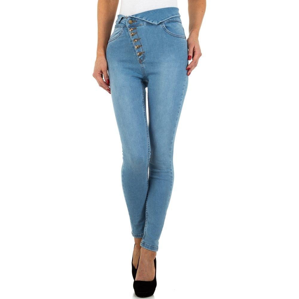 Dámske slim džínsy - L/40 EU shd-ri1226smo