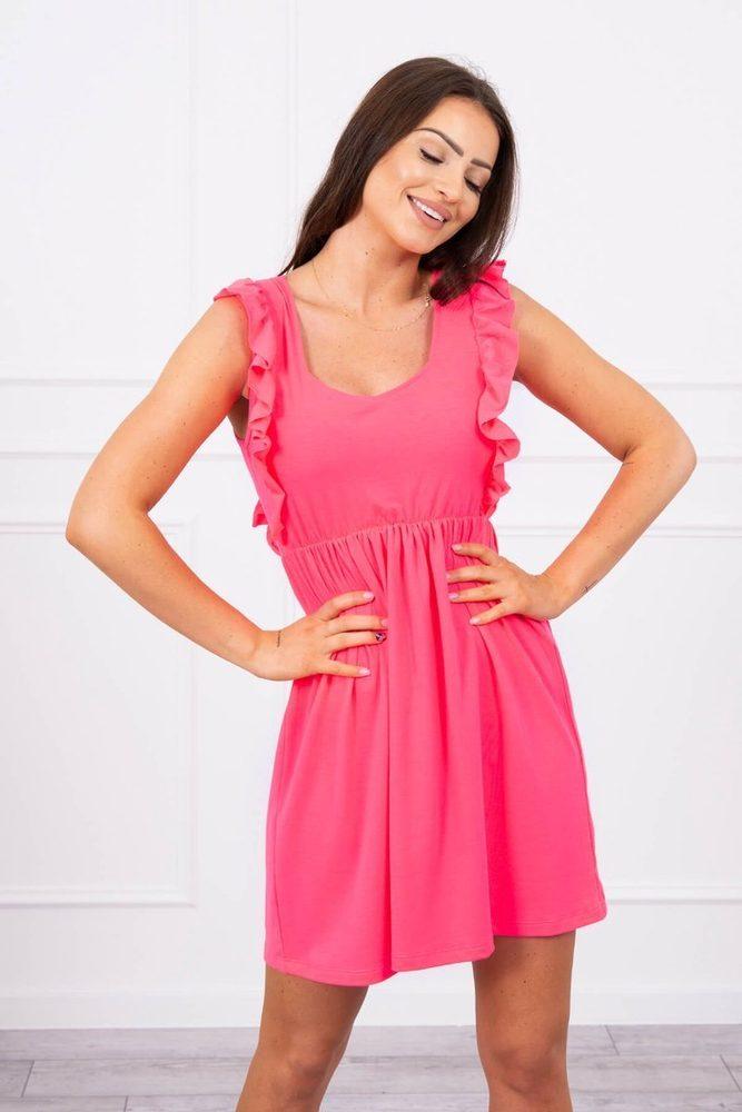 Letní mini šaty Kesi ks-sa9082np