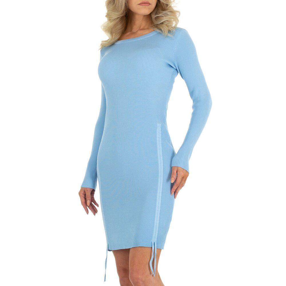 Dámské úpletové šaty - M/L shd-sat1327mo
