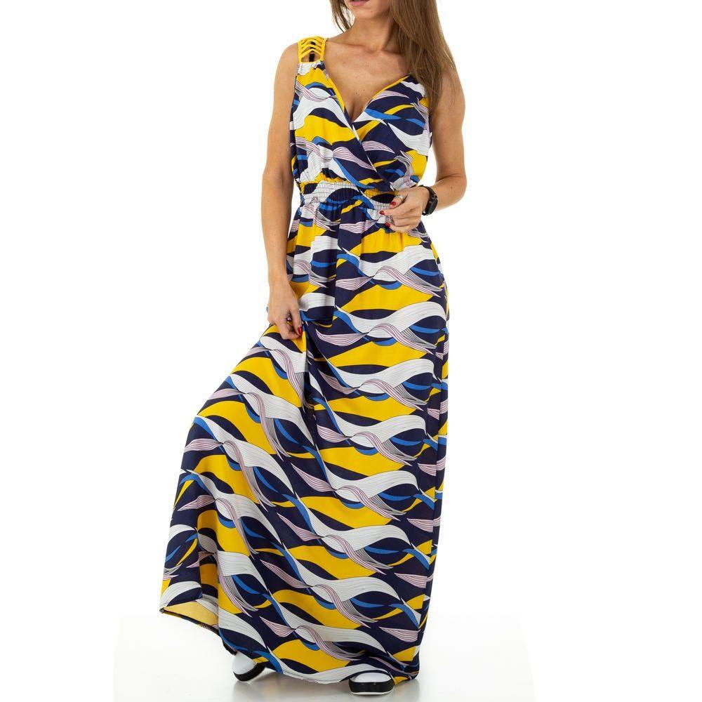 Dlouhé letní šaty EU shd-sat1217ye