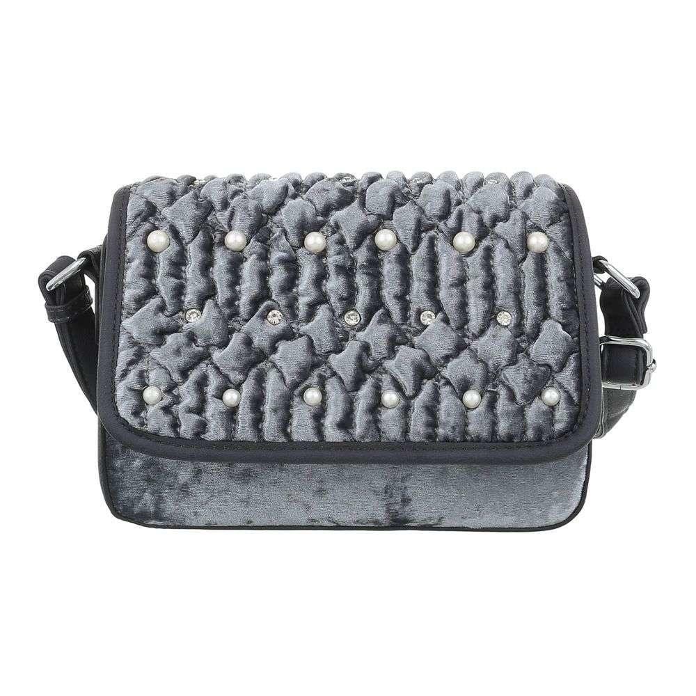 Malá dámska kabelka sh-ta1074gr