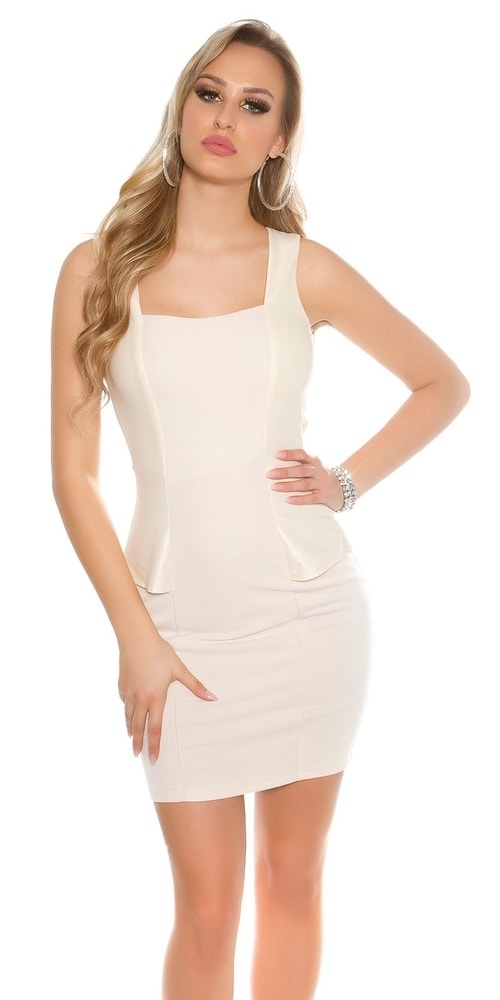 Dámske elegantné šaty - M Koucla in-sat1438be