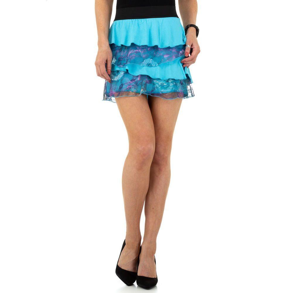 Letní mini sukně - XL/XXL EU shd-su1046tu