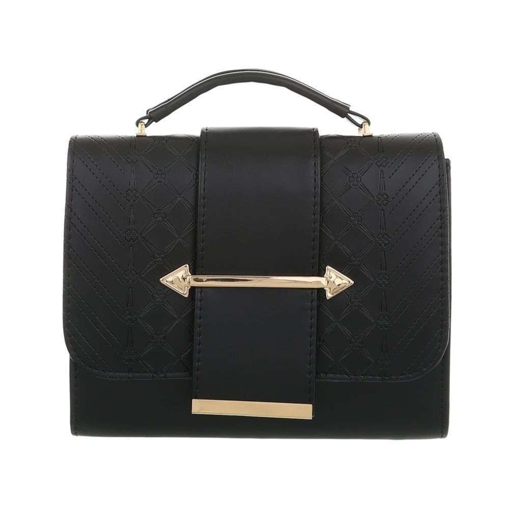 Čierna kabelka do ruky sh-ta1101bl