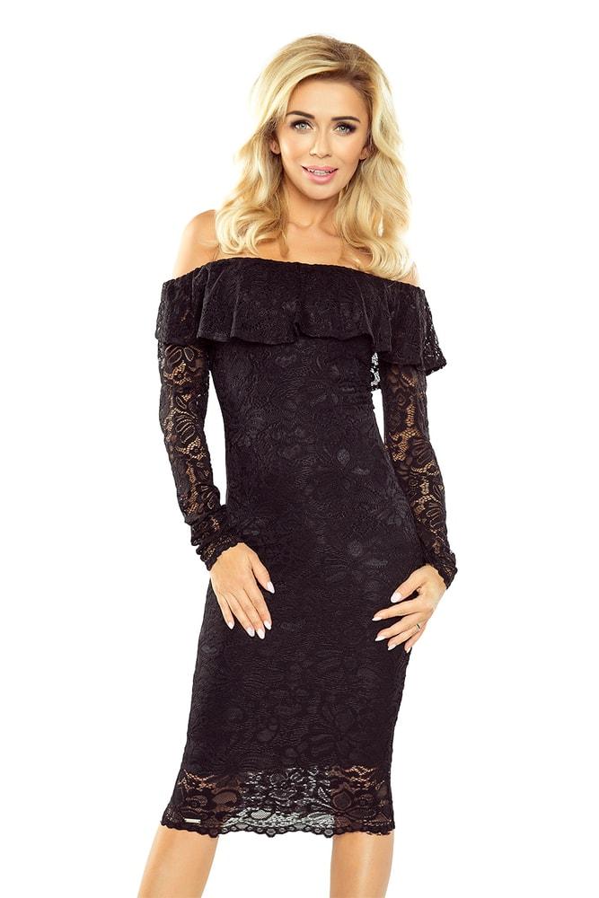 morimia Večerní dámské šaty